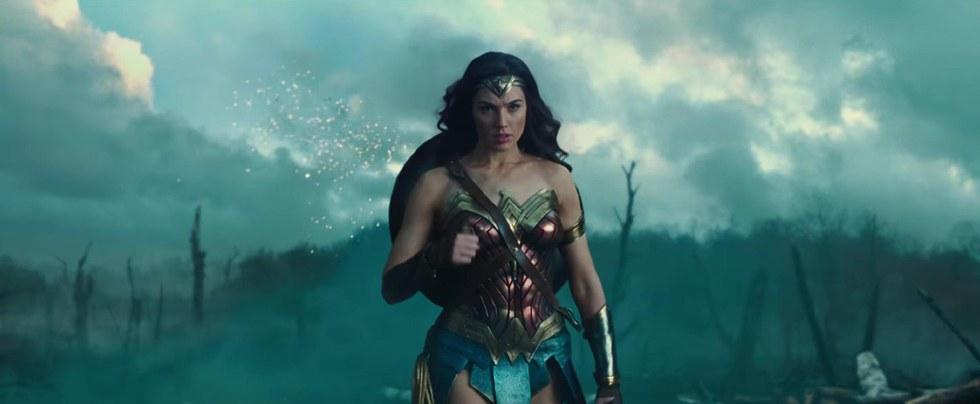 Фильм Чудо-женщина 2 (Wonder Woman 2) - Вокруг ТВ