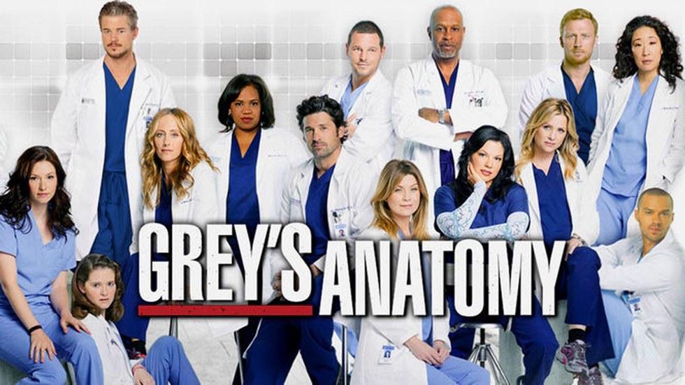 Greys anatomy on line
