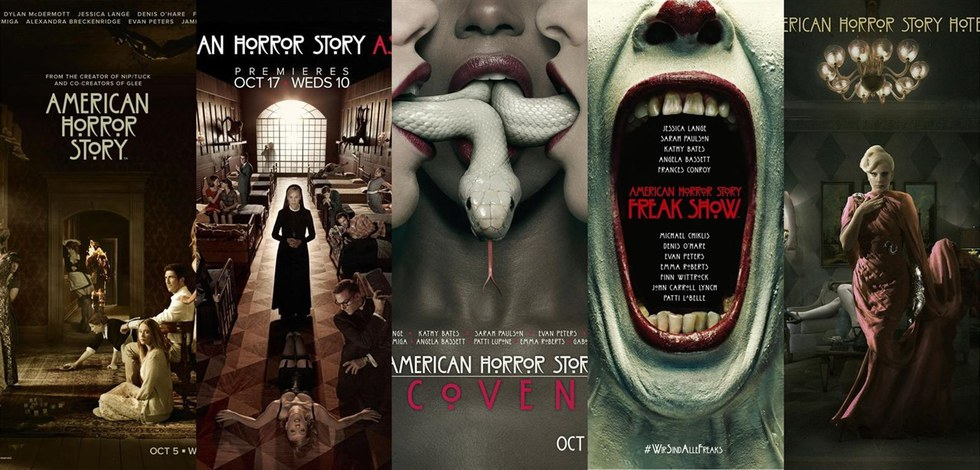 Ectrodactyly american horror story