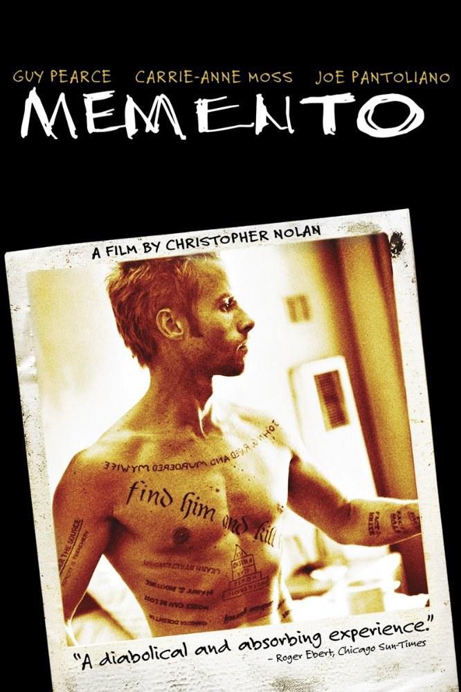 Watch Memento For Free On solarmoviesc
