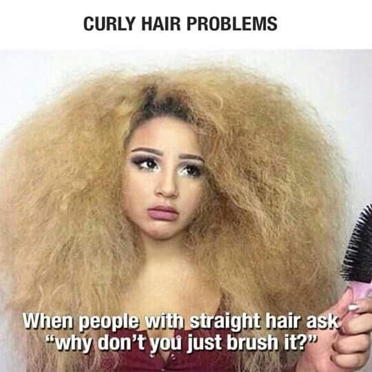 Как сделать чтобы волосы стали кудрявыми 551