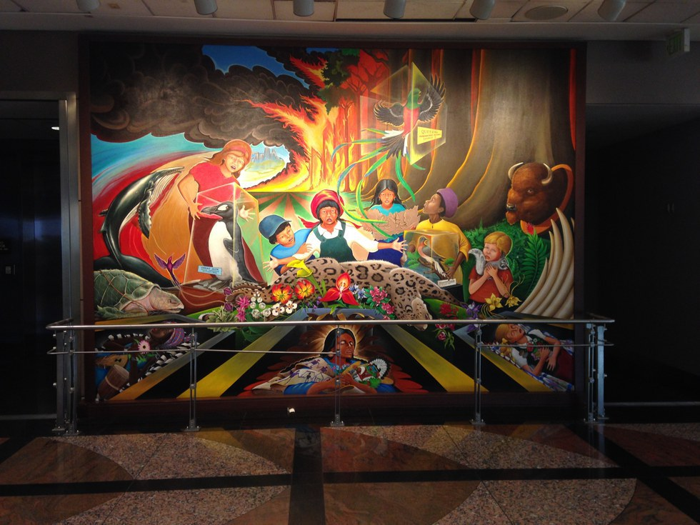 My Experience At The Denver Airport Aka America S Doomsday Bunker ... Part 73