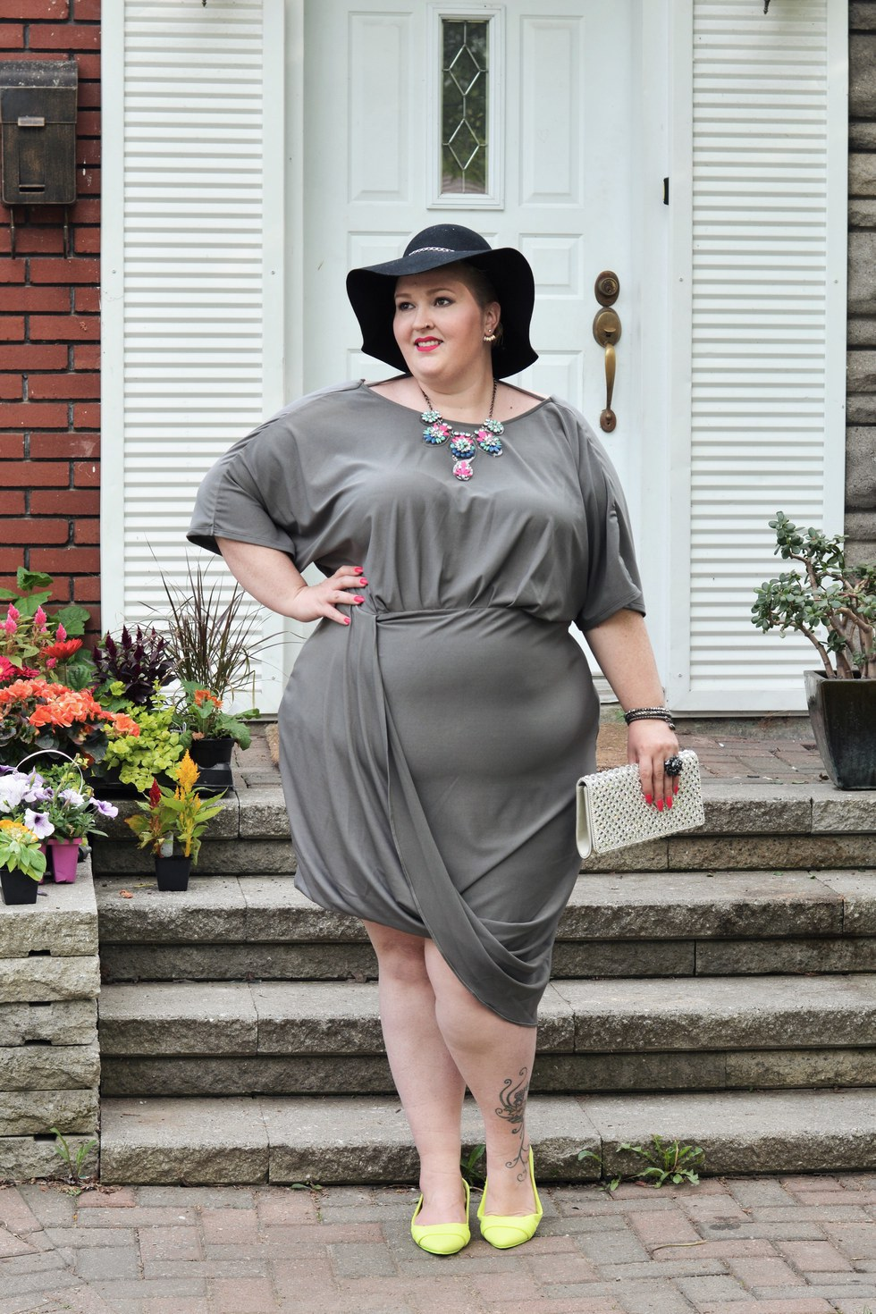 Fashion for fat girl 92