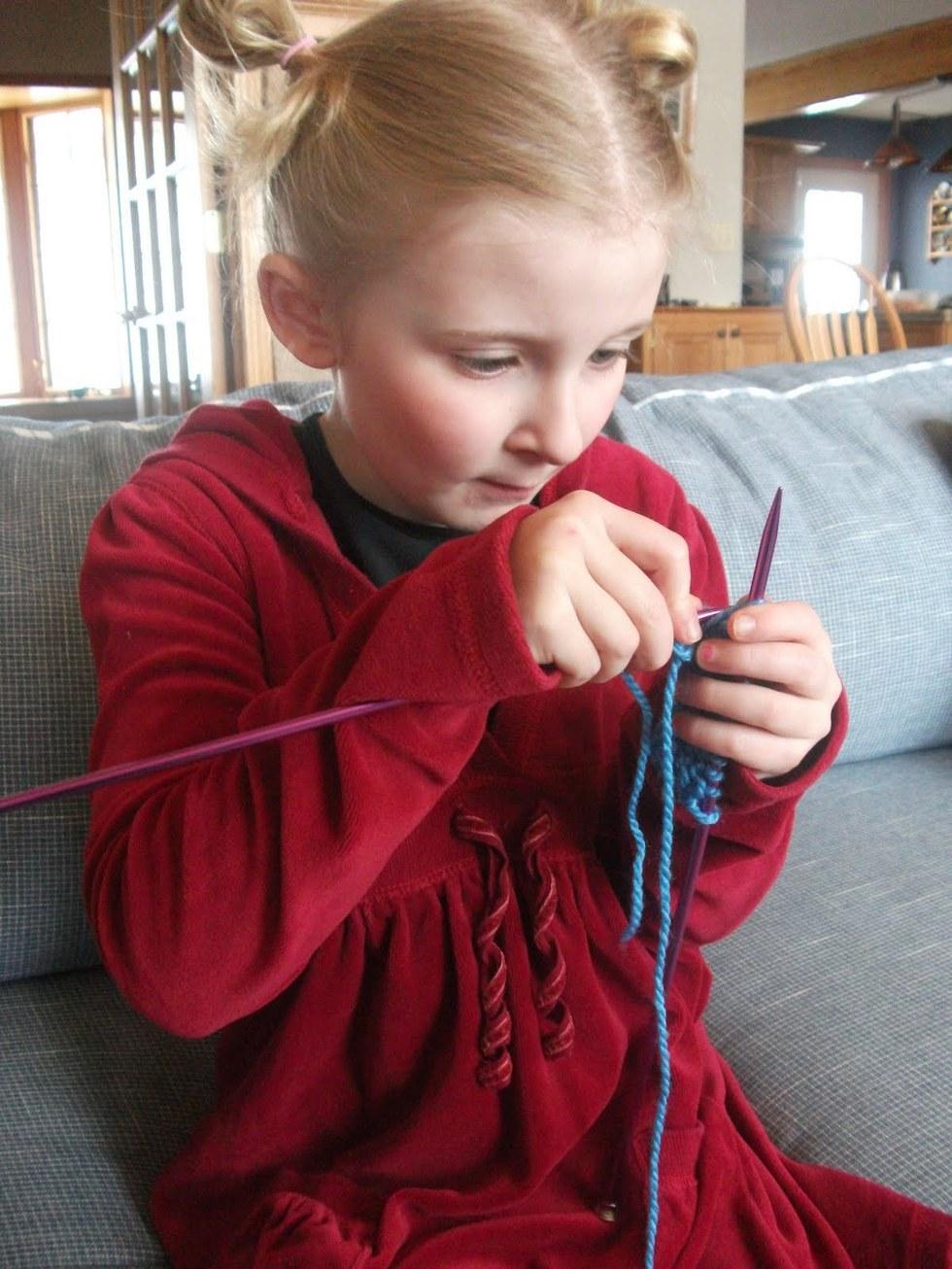 Курсы вязания для детей 33