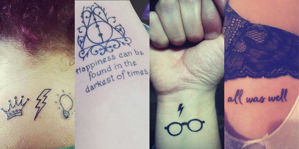 Harry potter always tattoo ideas