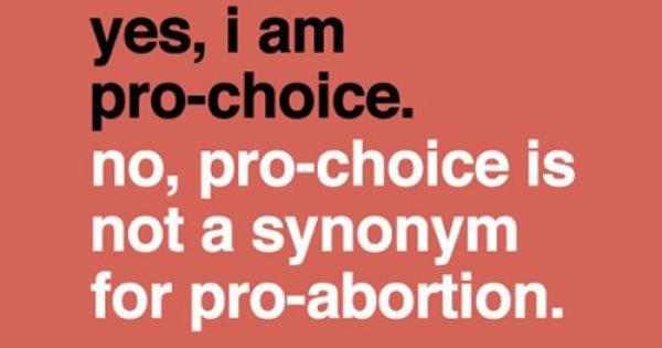 Pro abortion essays