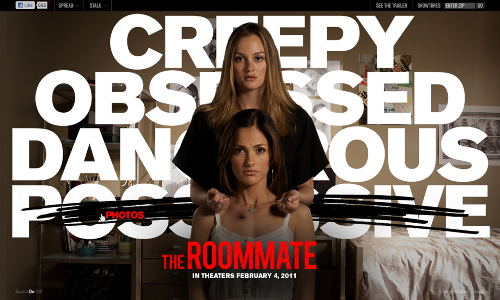 The Roommate (2011) (In Hindi) Full Movie Watch