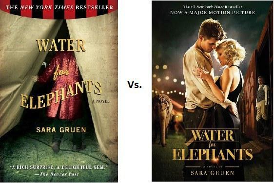 Book amp Movie Comparison Project  Lake County