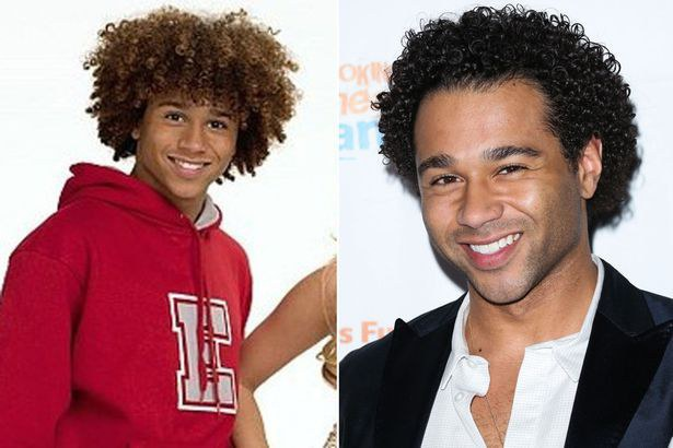 Corbin bleu high school musical gif