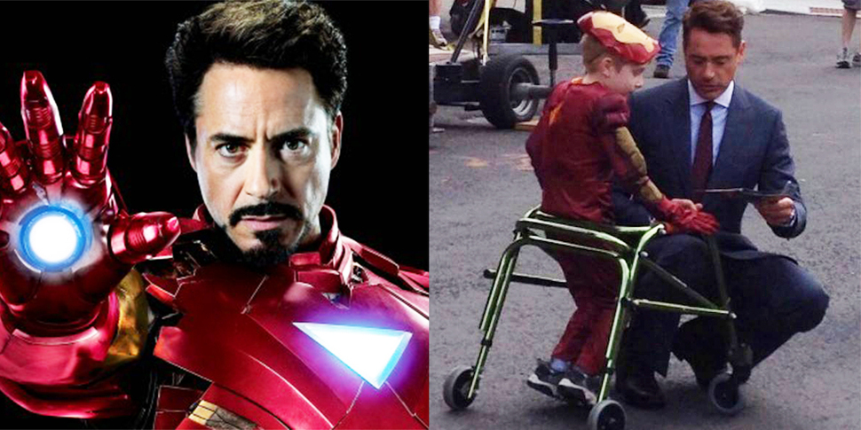 17 Movie Superheroes Who Are Even Bigger Heroes In Real Life