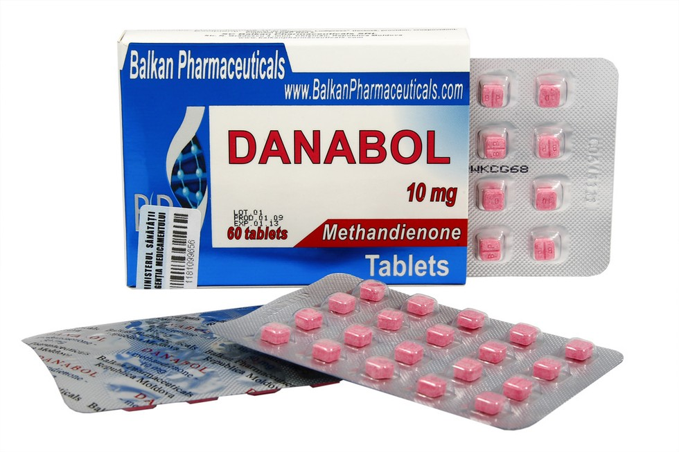 Данабол - очень популярный анаболик, который выдерживает конкуренцию уже бо