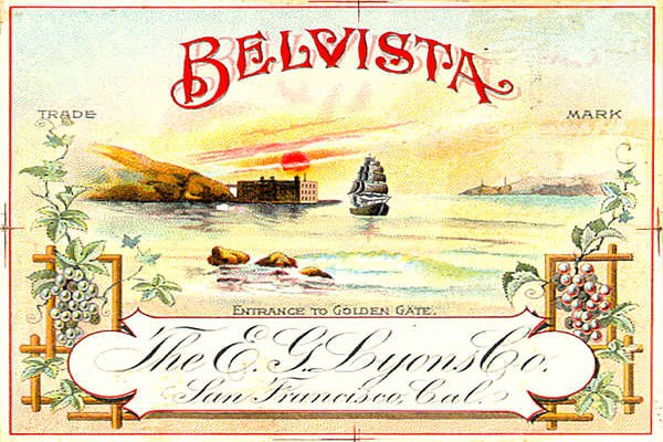 Belvista Wine