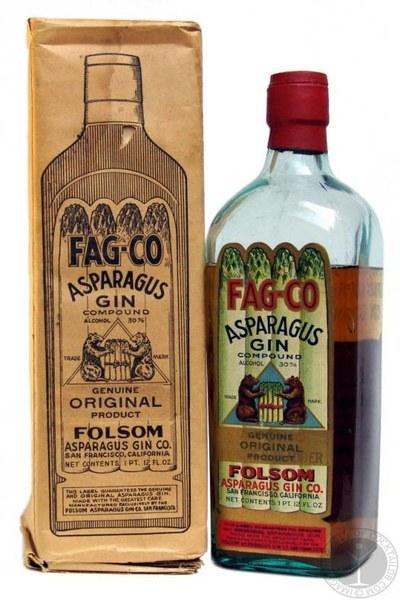 Folsom Asparagus Gin Co.
