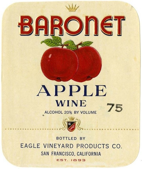 Baronet Apple Wine