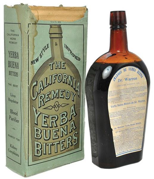 Yerba Buena Bitters