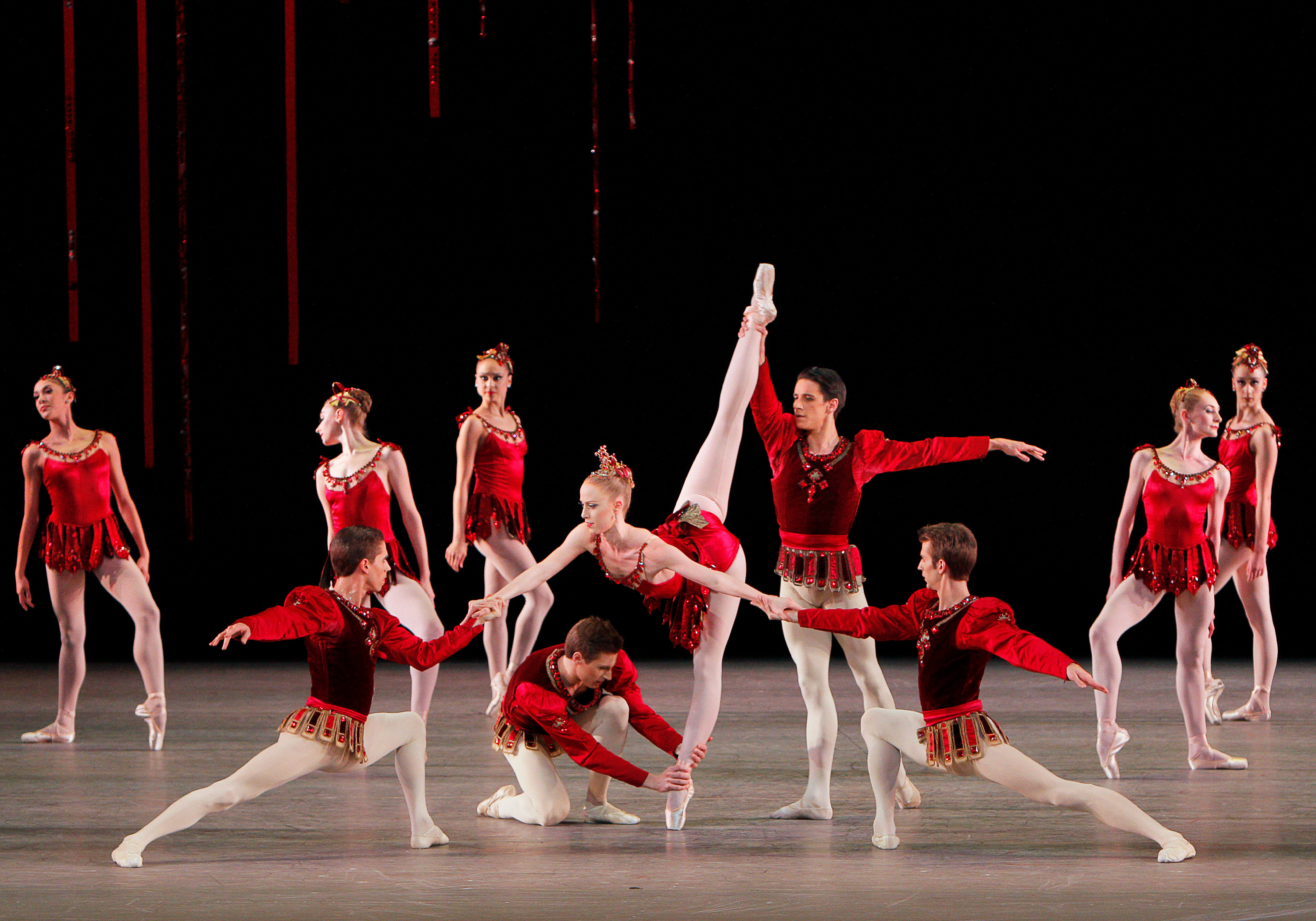 """NYCB's Teresa Reichlen on the Challenges of Dancing """"Rubies"""""""
