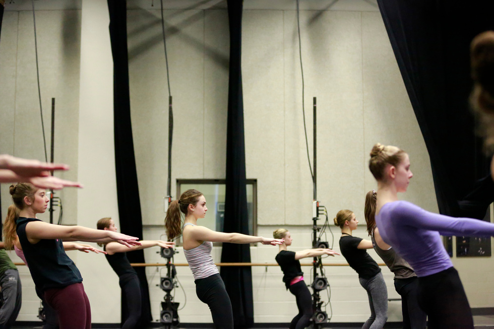 What directors really think of ballet dancers going to college gaining versatility at butler university photo by brent smith courtesy butler fandeluxe Images