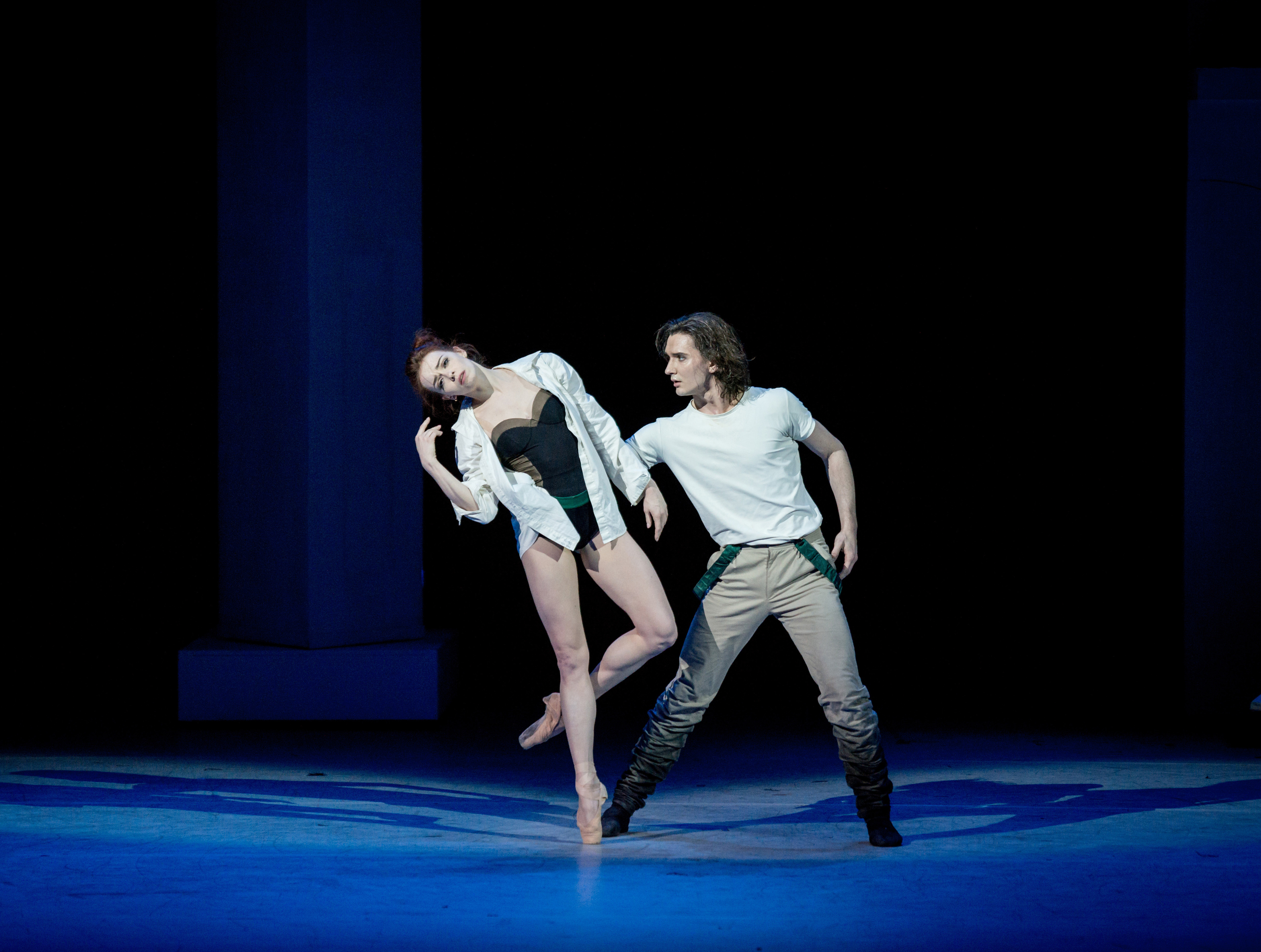 Bolshoi Ballet's Ekaterina Krysanova on Originating Her Role in The Taming of the Shrew