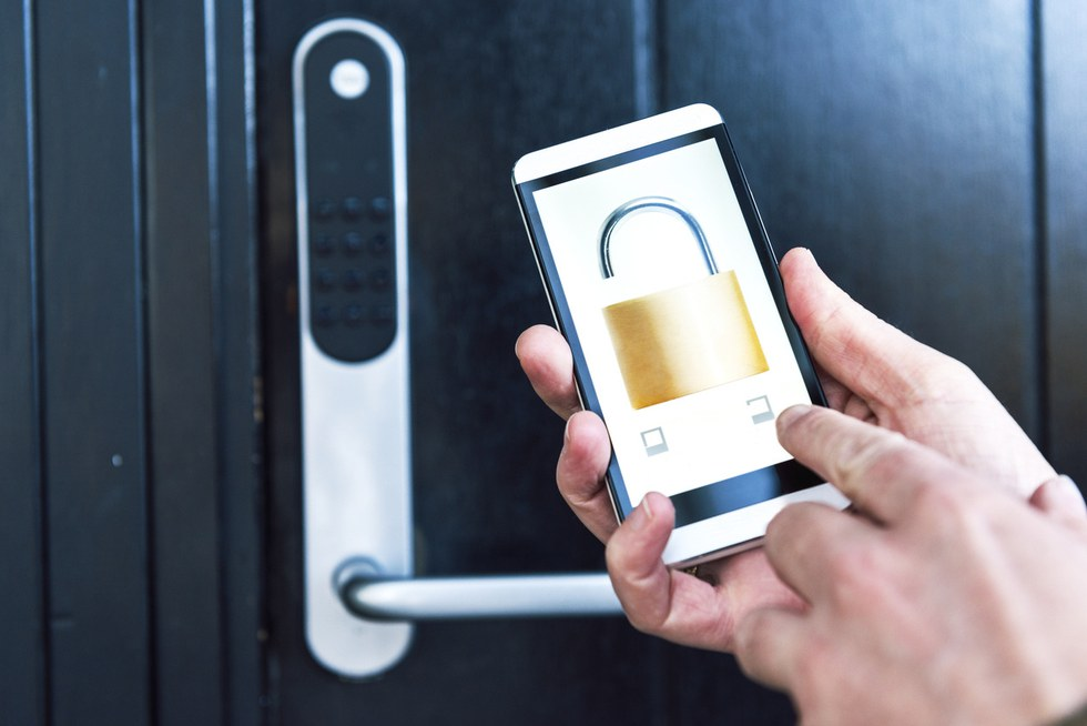 Hereu0027s whatu0027s out there now to solve your locking-the-door-with-my-hands-full problems. & Best Amazon Alexa Skills that work with todayu0027s smart locks