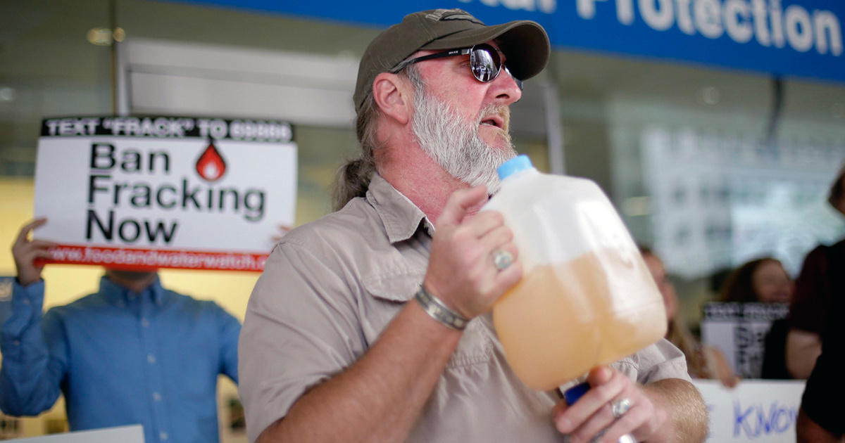 Fracking Giant Sues Dimock Resident for $5M for Speaking to Media About Water Contamination