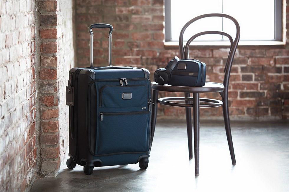 Alpha 2 TUMI luggage