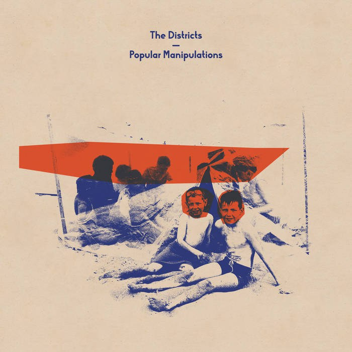 The Districts: Popular Manipulations (Indie Exclusive Colored Vinyl) Vinyl LP
