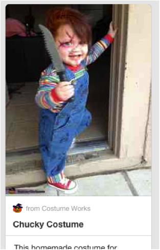 6 times the pinterest diy section made me reconsider pinterest im not sure why a kid would want to dress up like a homeless person or a serial killer baby or how you could get your four year old to wear that solutioingenieria Choice Image