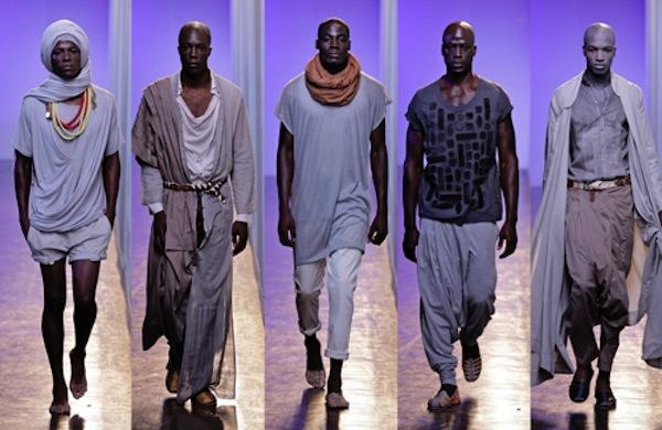 Top Ten African Menswear Designers Okayafrica