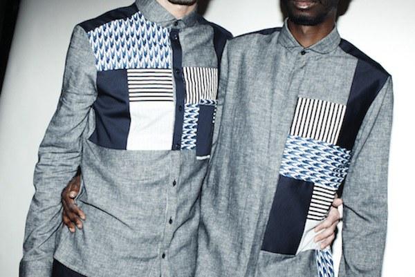 New Mens Fashion Lace