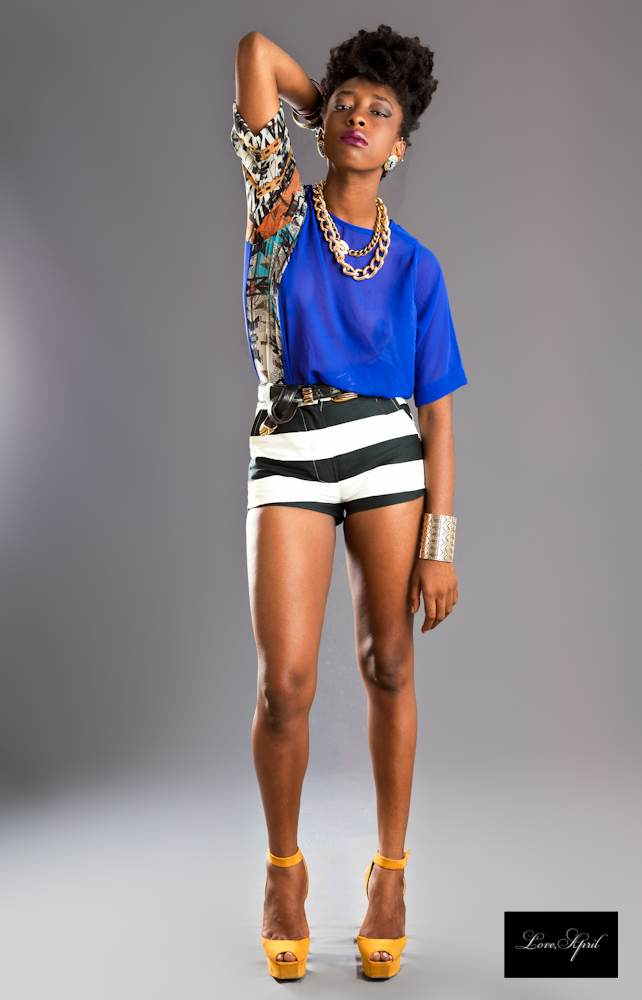 Pret A Poundo Love April S Vintage 80s Ghanaian Style Okayafrica