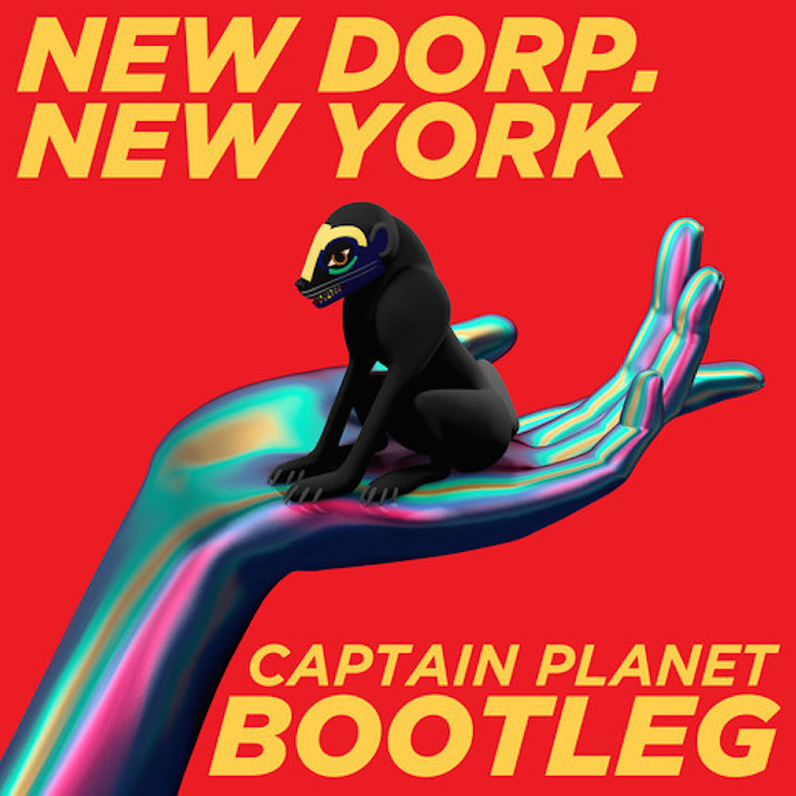 Captain Planet Shares An Edit Of SBTRKT's 'New Dorp  New