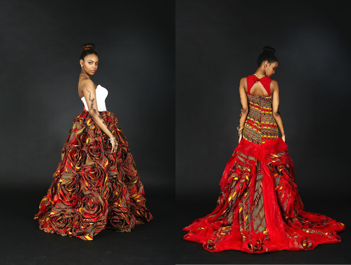 10 African Wedding Dress Designers To Know Okayafrica