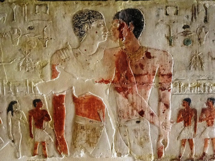 Ancient africa and homosexuality