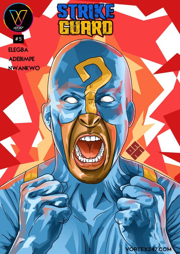 Image result for Kenyan Superheroes