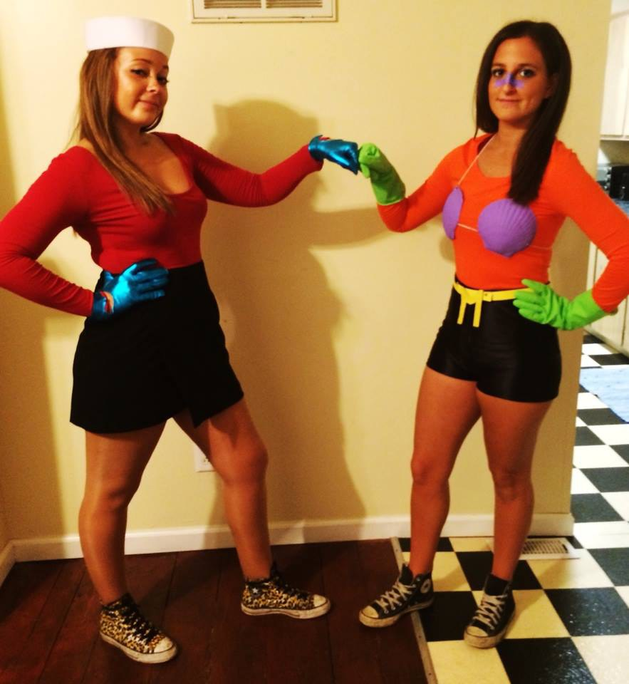 CofC's Most Basic Halloween Costumes of 2014