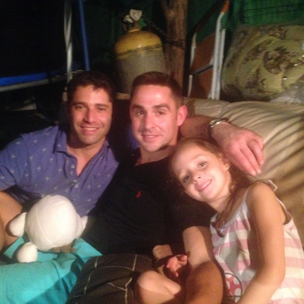 A Trip To Tel Aviv Pride Turned This Gay Man Into A Stepdad - Gays With Kids-2133