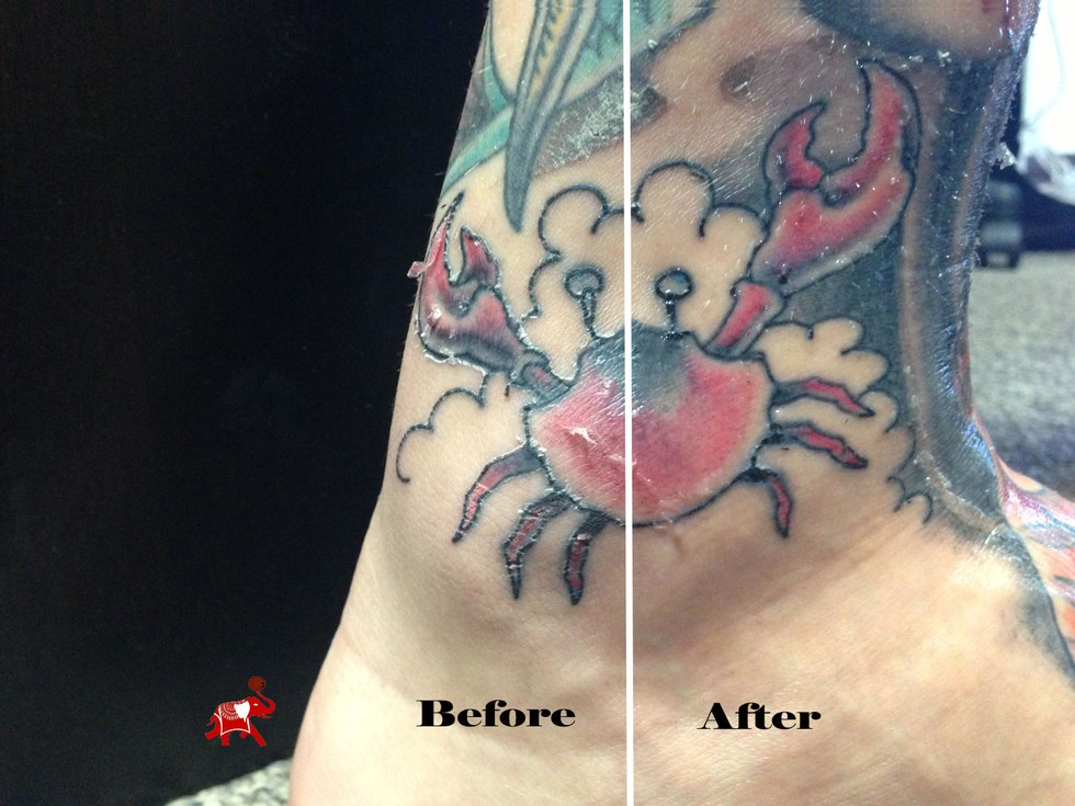 11 things to consider before getting a tattoo for Process of tattooing