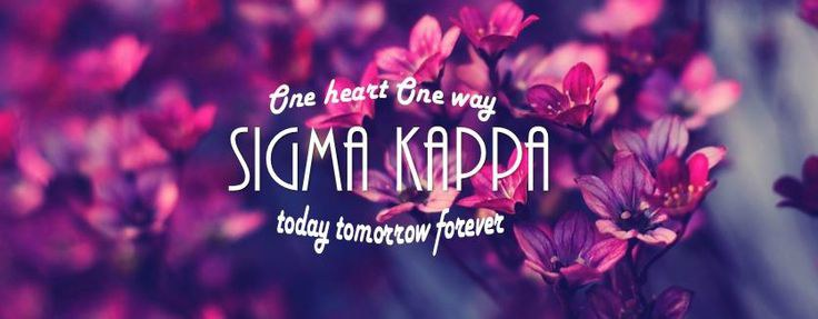 18 Sure Signs You Re A Sigma Kappa