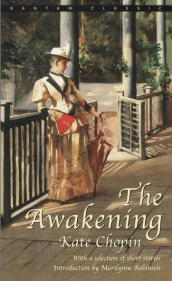the development of edna pontellier in the awakening by kate chopin
