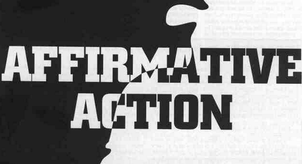 affermative action Affirmative action n a policy or a program that seeks to redress past discrimination through active measures to ensure equal opportunity, as in education and.