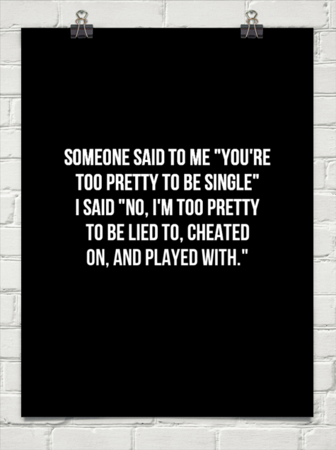 single and loving it quotes