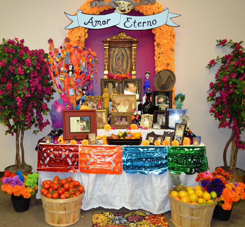 detroit institute of arts welcomes new ofrenda altars exhibit