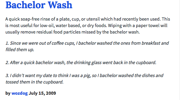 Dating For Free Meals Urban Dictionary