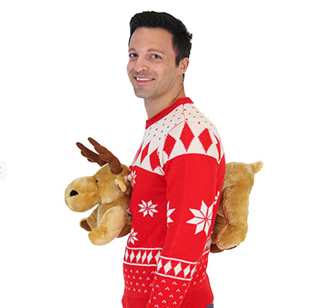 This Season's Top 10 Ugly Christmas Sweaters