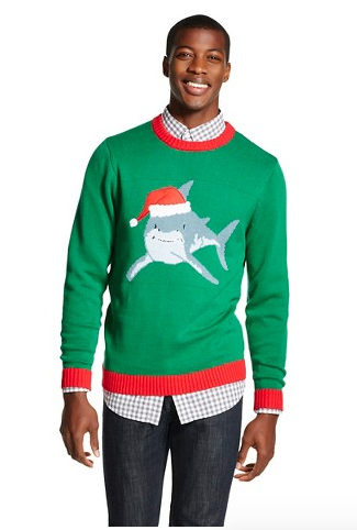 Grinch Young Mens Ugly Christmas Sweater Sears 25 Liked On Polyvore