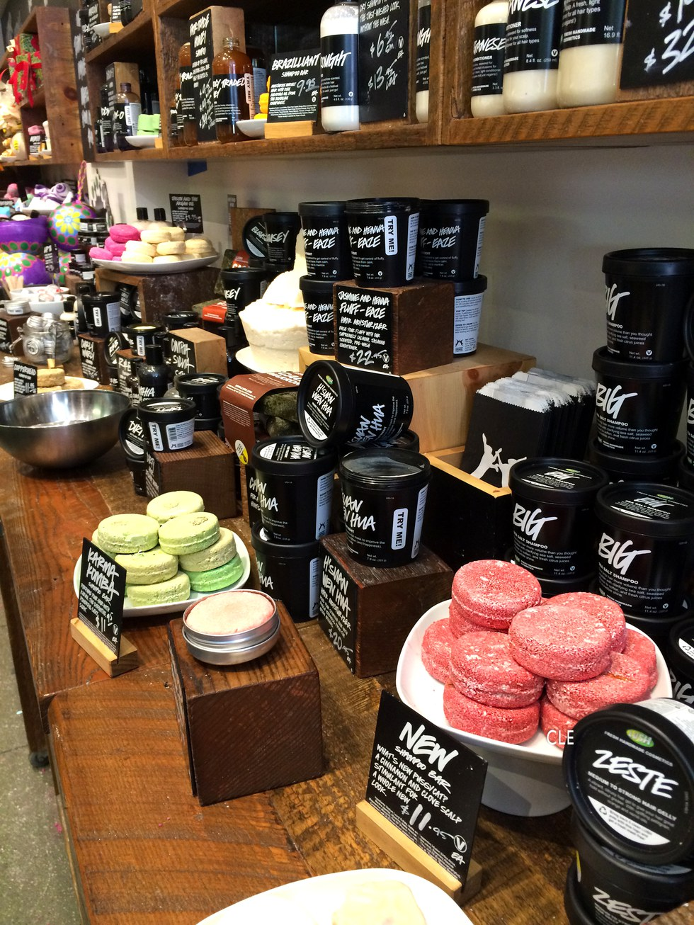 Secrets Lush Employees Will Never Tell You - YouTube