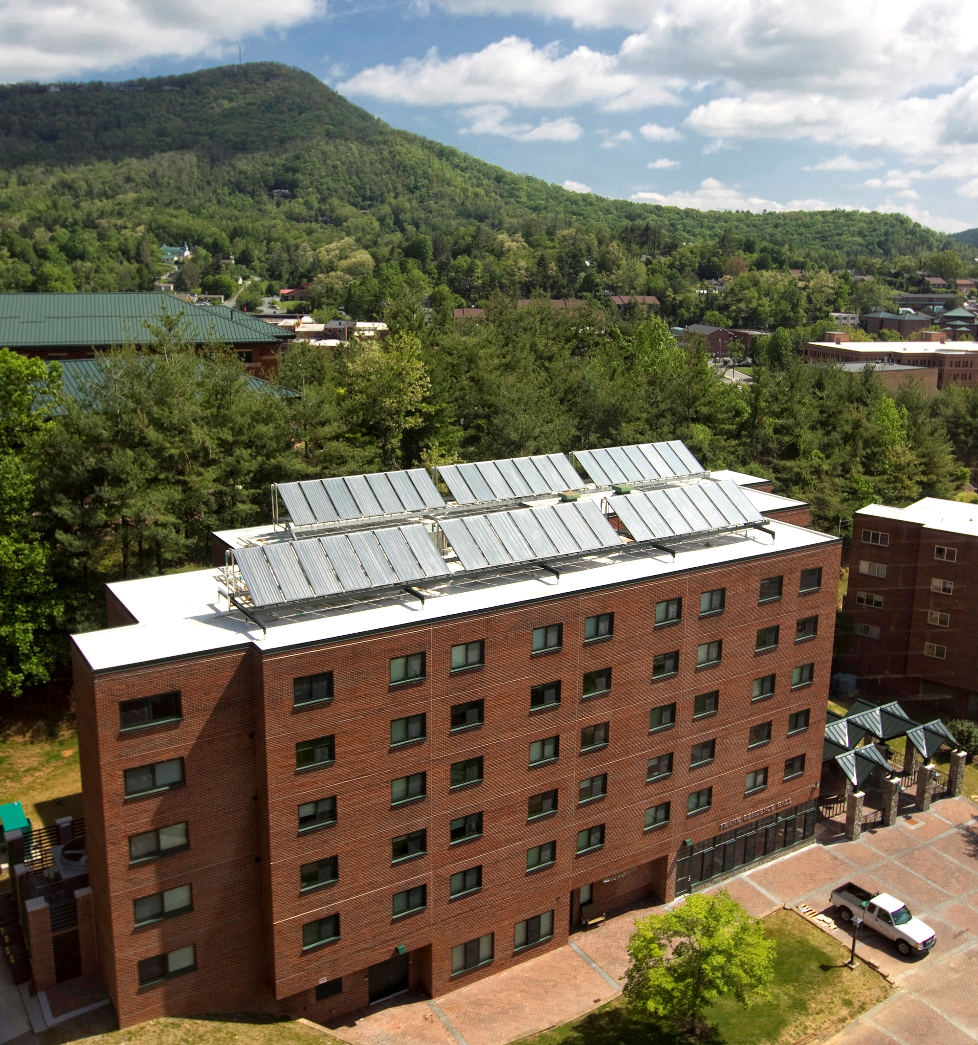 Everything You Need To Know About App State Dorms