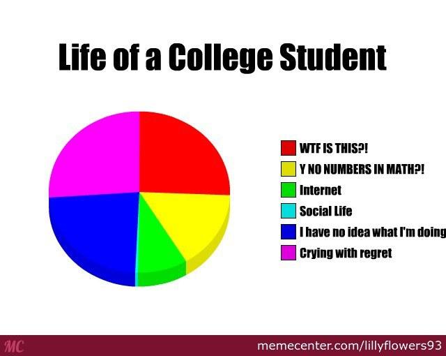 irresponsible students