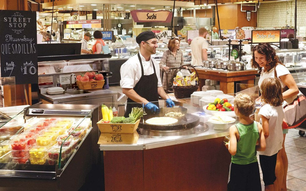 21 reasons why wegmans should be your go to for Food bar wegmans