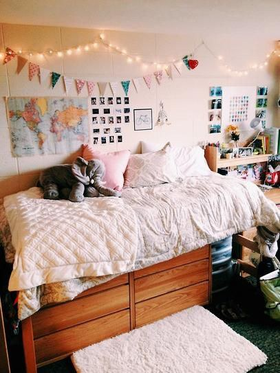 Bring Whatever You Need To Make Sure You Feel Like It Is Your Space. This  Is One Of The Fun Parts About College. Go All Out! Part 55